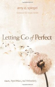 Letting Go of Perfect (Book Cover)